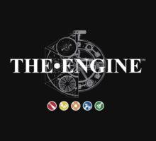 original ENGINE logo by wildman