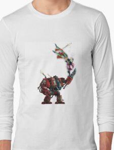 Harlequin vs Dreadnought Long Sleeve T-Shirt