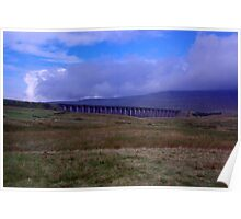 A View of Ribblehead Viaduct Poster