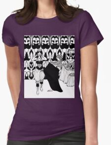 lady with corset T-Shirt