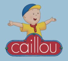 Caillou Swag by TheNorthWolf
