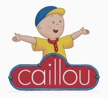 Caillou Swag Kids Clothes
