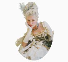Marie Antoinette One Piece - Long Sleeve