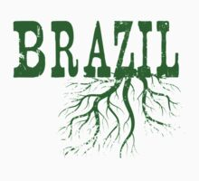 Brazil Roots One Piece - Short Sleeve