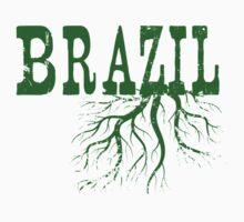 Brazil Roots Kids Tee