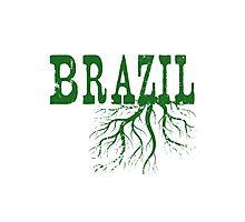 Brazil Roots Photographic Print