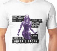 Quarian Code Unisex T-Shirt