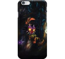 Skull Kid And The Fairies iPhone Case/Skin