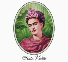 Frida Kahlo - Iconic Mexican Painter Kids Clothes