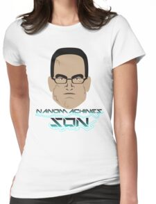 Nanomachines Son Womens Fitted T-Shirt