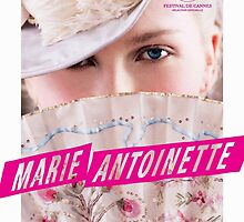 Marie Antoinette French Movie Poster by Technicalogical
