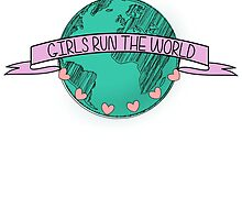 who run the world (girls, girls) by arijenice