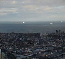 Flying Ships! by skik