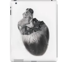 Where's your heart? iPad Case/Skin