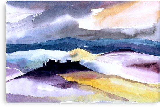 Castle by Anil Nene