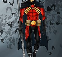 Red Robin by Shamserg