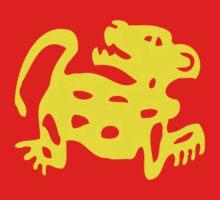 Red Jaguars Kids Clothes