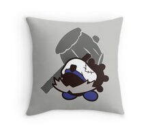 Admiral Bobbery - Sunset Shores Throw Pillow