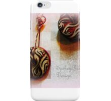 Ceramic Earrings iPhone Case/Skin