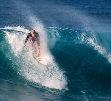 John John Florence at Pupukea 2015 by Alex Preiss