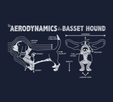 The Aerodynamics of a Basset Hound Kids Clothes