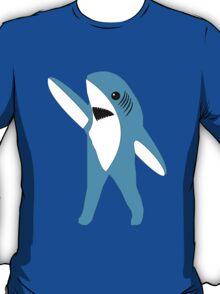 Left Shark Super Bowl Half Time Dancing Shark 2015 T-Shirt