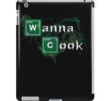 Wanna Cook iPad Case/Skin
