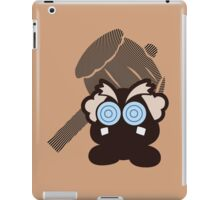 Professor Frankly - Sunset Shores iPad Case/Skin