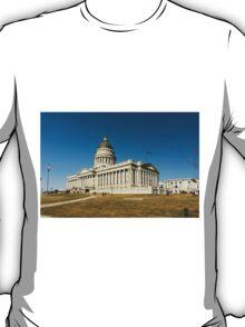 Utah State Capitol Building T-Shirt