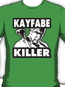 Kayfabe Killer T-Shirt