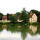 Memories of Suffolk - Weybread by Crystallographix