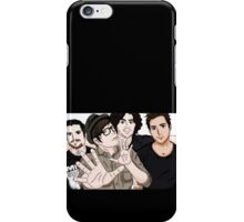 Fall Out Boy Fanart iPhone Case/Skin