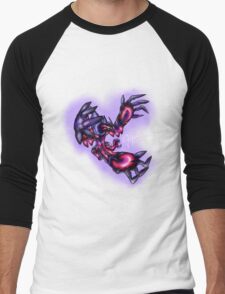 Yveltal - Pokemon Y Legendary (Light Text) Men's Baseball ¾ T-Shirt
