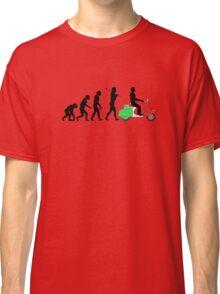 VESPALUTION ITALIAN SCOOTER Classic T-Shirt