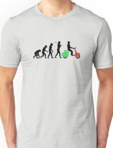 VESPALUTION ITALIAN SCOOTER Unisex T-Shirt