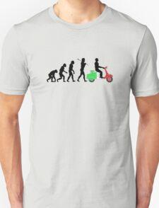 VESPALUTION ITALIAN SCOOTER T-Shirt