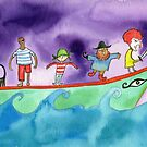 Ship of Fools by weehen