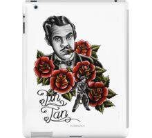 """German Valdés """"Tin-Tan"""" iPad Case/Skin"""