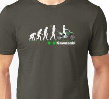 KAWA RIDE DIRT BIKE REVOLUTION  Unisex T-Shirt