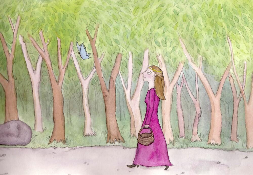 The Eldest Princess by weehen