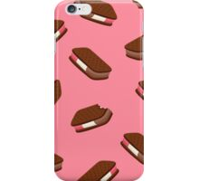 Ice Cream Sandwiches in Neapolitan iPhone Case/Skin