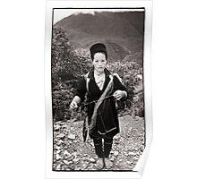 Vietnam - Sapa ... Village lady #01 Poster