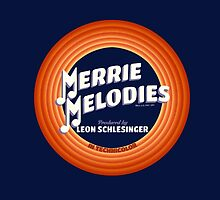 Merrie Melodies by disneylander11