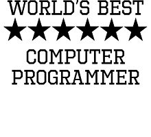 World's Best Computer Programmer by kwg2200
