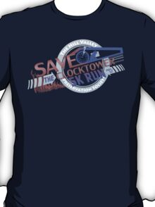 Save the Clocktower 5k Run T-Shirt