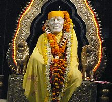 Sai Baba of Shirdi by Lydia Cafarella
