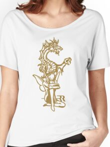Dragon and fairy Women's Relaxed Fit T-Shirt