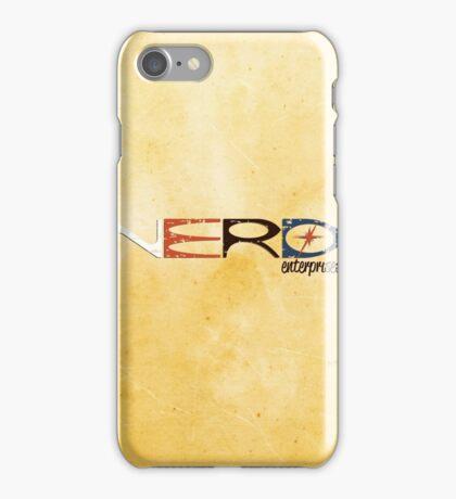 NERD Enterprises iPhone Case/Skin