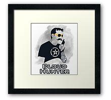 Achievement Cloud Hunter Framed Print