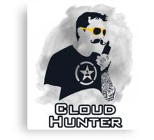 Achievement Cloud Hunter Canvas Print